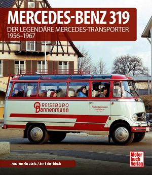 stc mercedes benz 319